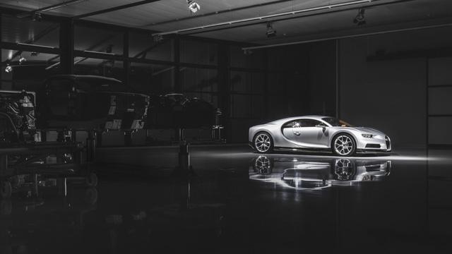 Cùng Shmee150 khám phá nhà máy sản xuất siêu xe Bugatti Chiron - Ảnh 13.