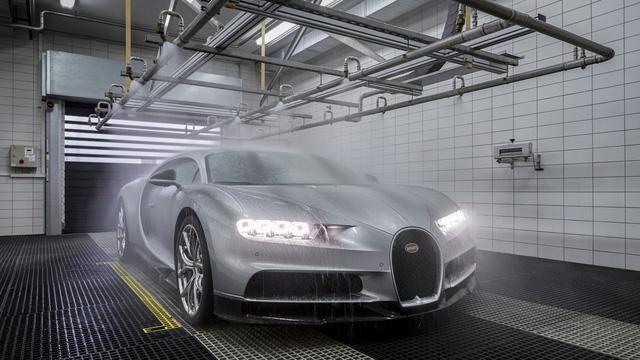 Cùng Shmee150 khám phá nhà máy sản xuất siêu xe Bugatti Chiron - Ảnh 10.