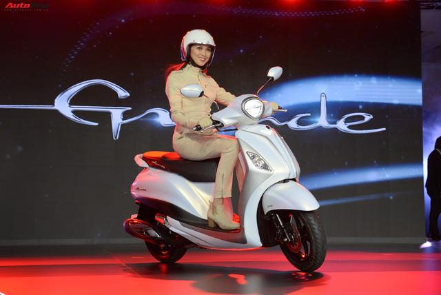 Yamaha Grande hybrid chốt giá từ 45,5 triệu đồng - Ảnh 2.