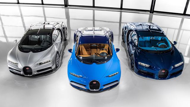 Cùng Shmee150 khám phá nhà máy sản xuất siêu xe Bugatti Chiron - Ảnh 1.