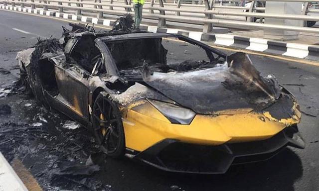 Cháy siêu xe - Hậu quả từ những thói quen xấu, không chỉ vì nẹt pô - Ảnh 2.