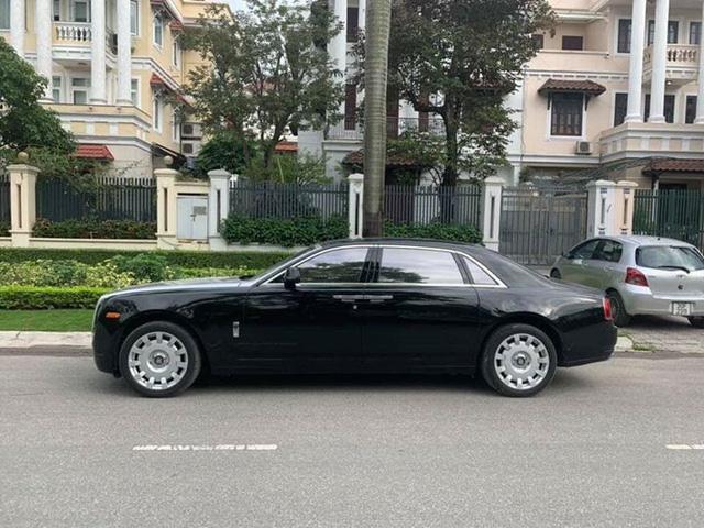 Rolls-Royce Ghost EWB rao bán như xe thường - Khi siêu sang hết hiếm tại Việt Nam - Ảnh 2.