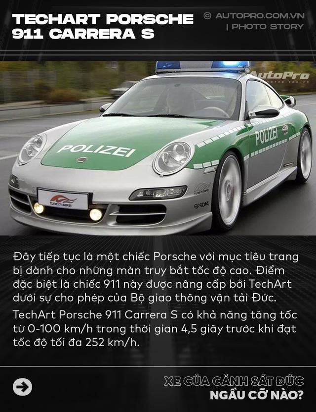 Không chỉ Dubai, Đức cũng có dàn xe cảnh sát khiến dân chơi phải phát thèm - Ảnh 6.