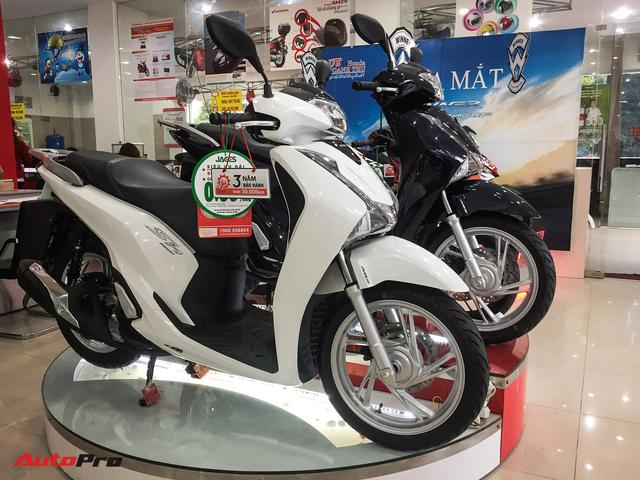 Cuộc đua công nghệ trên xe máy tại Việt Nam: Không cần 300 triệu, chỉ 50 triệu đã có được tính năng như ô tô - Ảnh 5.