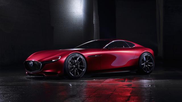 Mazda đăng ký bản quyền tên gọi MX-6 - Ảnh 2.