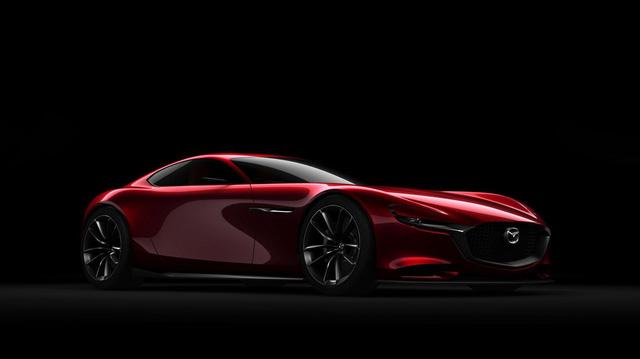 Mazda đăng ký bản quyền tên gọi MX-6