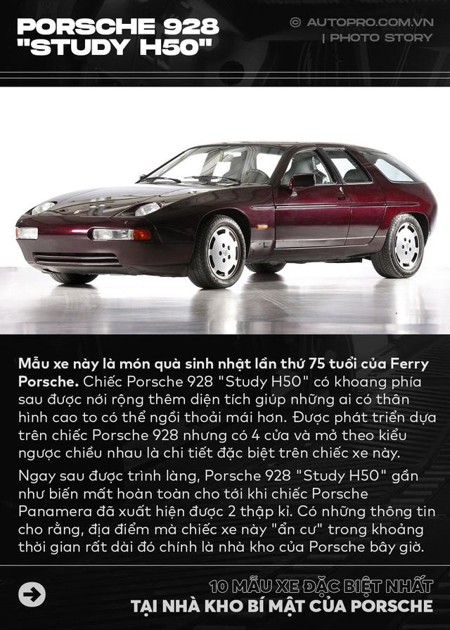 Điểm mặt 10 phiên bản siêu đặc biệt tại nhà kho của Porsche - Ảnh 10.