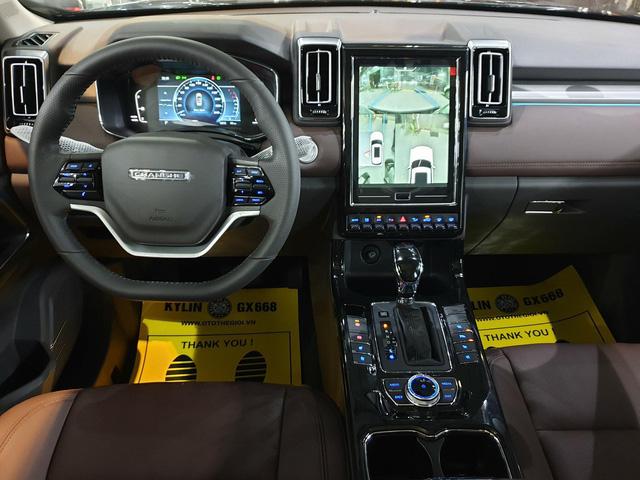 BAIC Q7 - SUV Trung Quốc giá 658 triệu đồng tại Việt Nam - Ảnh 4.