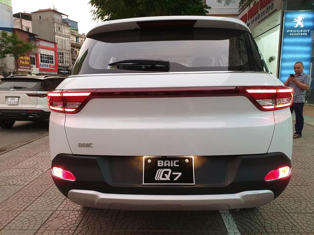 BAIC Q7 - SUV Trung Quốc giá 658 triệu đồng tại Việt Nam - Ảnh 3.