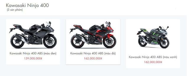 Kawasaki ra mắt bộ đôi W175, Ninja 400 ABS 2019 tự thiết kế tem tại Việt Nam - Ảnh 3.