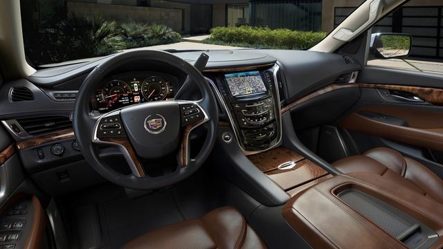 Cadillac Escalade ESV Platinum 30.000 km rao bán với giá hơn 6 tỷ đồng - Ảnh 6.