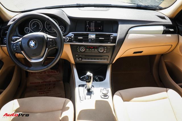 BMW X3 xDrive28i đi 7 năm giá ngang Toyota Fortuner đời mới - Ảnh 7.
