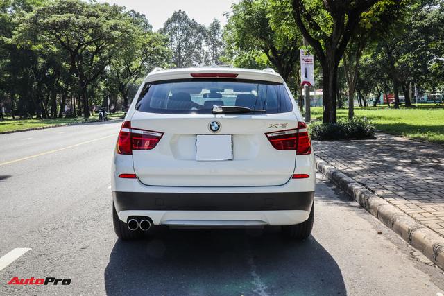BMW X3 xDrive28i đi 7 năm giá ngang Toyota Fortuner đời mới - Ảnh 4.