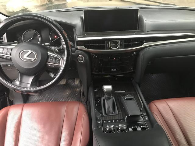 Lexus LX570 2016 nhập Mỹ, sử dụng 2 năm gần như không mất giá - Ảnh 5.
