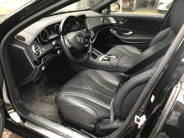 Lăn bánh 13.000km, Mercedes-Maybach S600 2015 giữ giá như mới mua - Ảnh 9.