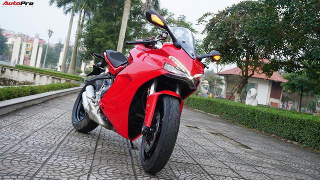 3 ngày cầm lái Ducati SuperSport: Dễ hiểu vì sao xe sẽ bùng nổ trong năm 2018 - Ảnh 17.