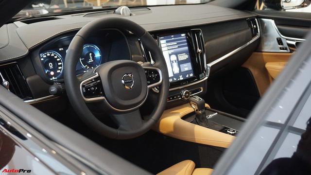 [Video] Những điểm nổi bật nhất của Volvo V90 Cross Country giá 2,89 tỷ đồng - Ảnh 6.