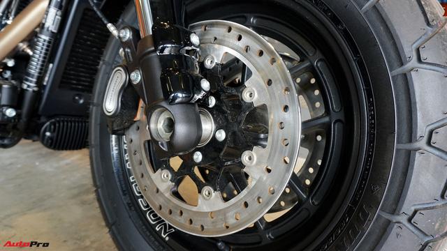 [Video] Cận cảnh Harley-Davidson Fat Bob 2018 giá gần 1 tỷ đồng tại Hà Nội