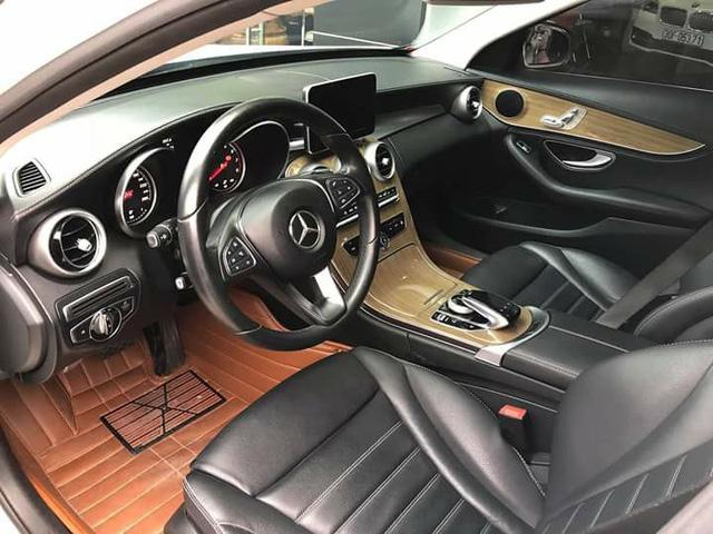 Mercedes-Benz C250 Exclusive cũ có giá ngang BMW 320i mới của Trường Hải - Ảnh 6.