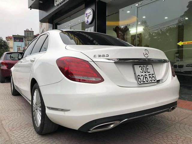 Mercedes-Benz C250 Exclusive cũ có giá ngang BMW 320i mới của Trường Hải - Ảnh 4.