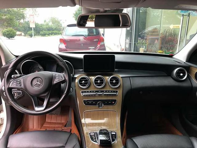 Mercedes-Benz C250 Exclusive cũ có giá ngang BMW 320i mới của Trường Hải - Ảnh 5.