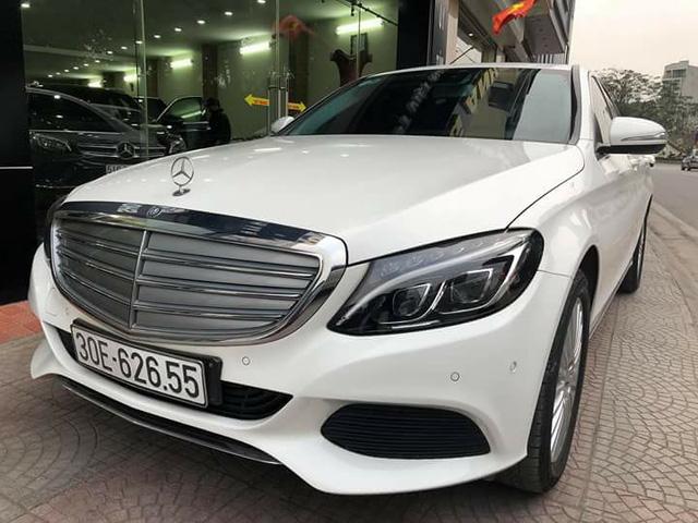 Mercedes-Benz C250 Exclusive cũ có giá ngang <a class=