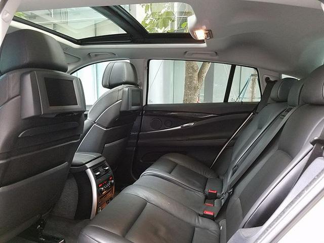 BMW 535i Gran Turismo đời 2012 rao bán lại giá ngang 320i mới - Ảnh 14.