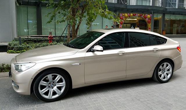 BMW 535i Gran Turismo đời 2012 rao bán lại giá ngang 320i mới - Ảnh 1.