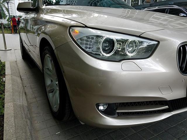 BMW 535i Gran Turismo đời 2012 rao bán lại giá ngang 320i mới - Ảnh 8.