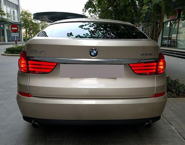 BMW 535i Gran Turismo đời 2012 rao bán lại giá ngang 320i mới - Ảnh 3.