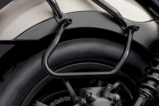Xe Máy Honda Motor Rebel 300 - Đen=121.800.000 ₫