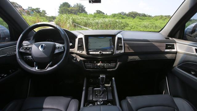 Cùng tầm tiền, chọn Toyota Fortuner hay SsangYong Rexton G4? - Ảnh 3.