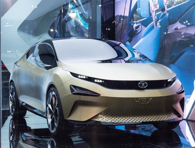 Tata H5X Concept - phiên bản Land Rover Discovery Sport giá rẻ - Ảnh 3.