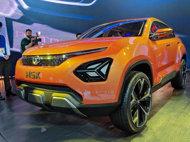 Tata H5X Concept - phiên bản Land Rover Discovery Sport giá rẻ - Ảnh 2.