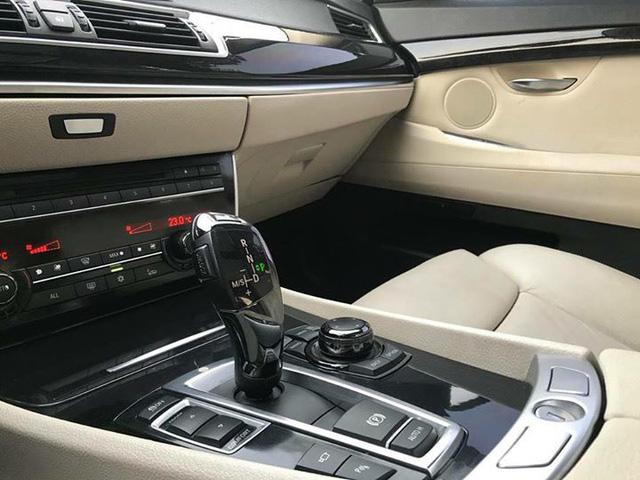 BMW 550i Gran Turismo 2010 rao bán lại giá ngang Toyota Camry 2.5G - Ảnh 11.