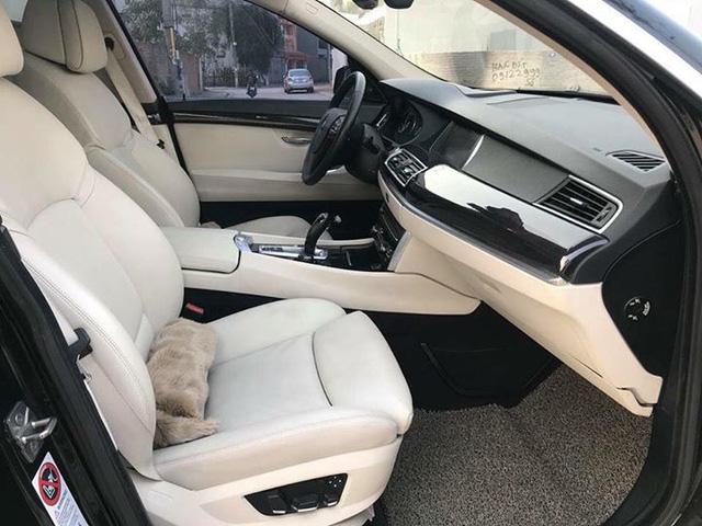 BMW 550i Gran Turismo 2010 rao bán lại giá ngang Toyota Camry 2.5G - Ảnh 5.