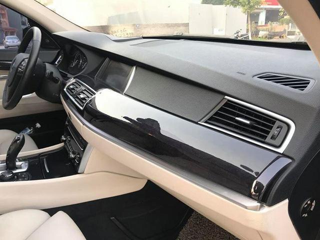 BMW 550i Gran Turismo 2010 rao bán lại giá ngang Toyota Camry 2.5G - Ảnh 9.