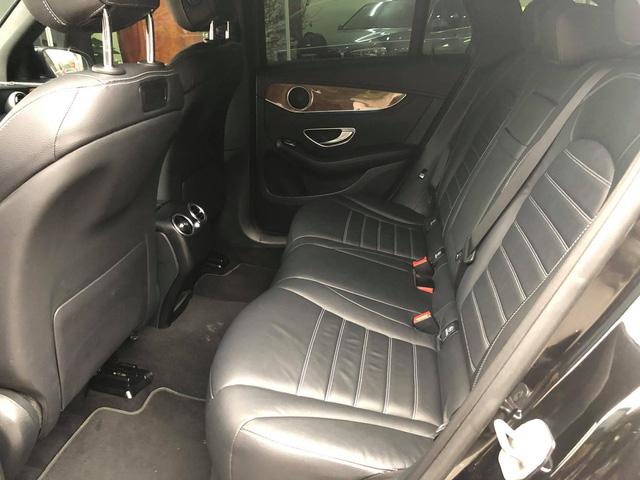 Mercedes-Benz GLC 250 lăn bánh 17.000km rao bán lại giá hơn 1,7 tỷ đồng - Ảnh 8.