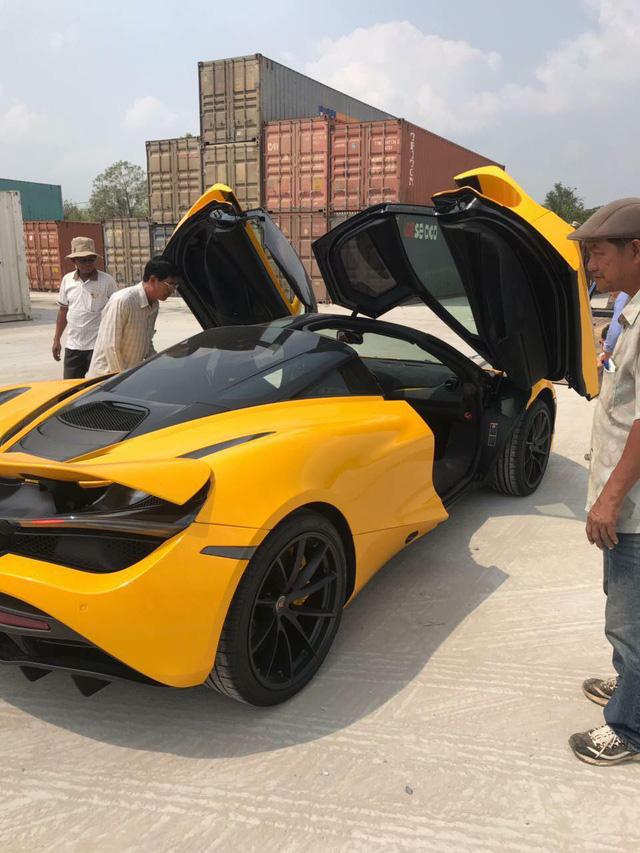 Đại gia Campuchia tiếp tục tậu siêu xe McLaren 720S - Ảnh 2.