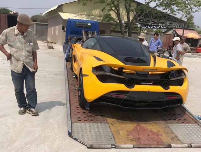 Đại gia Campuchia tiếp tục tậu siêu xe McLaren 720S - Ảnh 7.