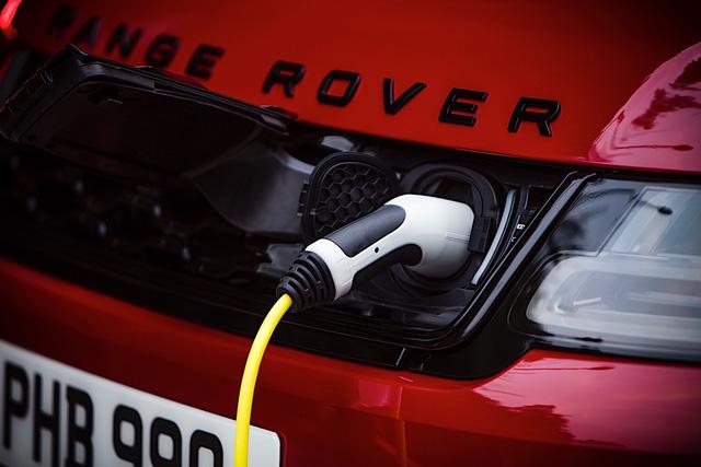 Vượt 999 bậc thang dốc 45 độ, Range Rover Sport chinh phục núi Thiên Môn - Ảnh 5.