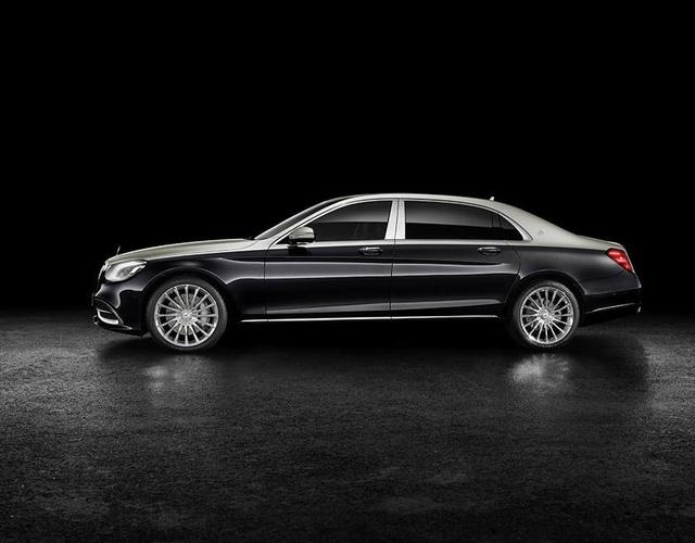 Mercedes-Maybach S-Class 2018 chính thức ra mắt, thừa hưởng những đường nét của bản Vision concept - Ảnh 1.