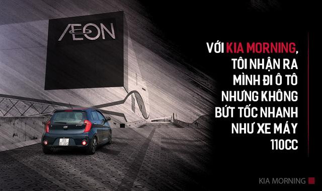 Giá xe Kia Morning 2018 kèm thông số kỹ thuật chi tiết