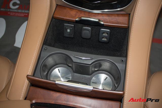 Cadillac Escalade ESV Platinum đi 8.000km bán lại được bao nhiêu? - Ảnh 21.