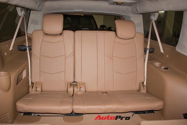 Cadillac Escalade ESV Platinum đi 8.000km bán lại được bao nhiêu? - Ảnh 28.