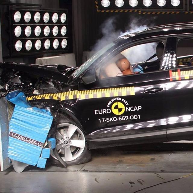 Bạn có hiểu xe hơi đạt tiêu chuẩn an toàn 5 sao nghĩa là gì không? - Ảnh 3.