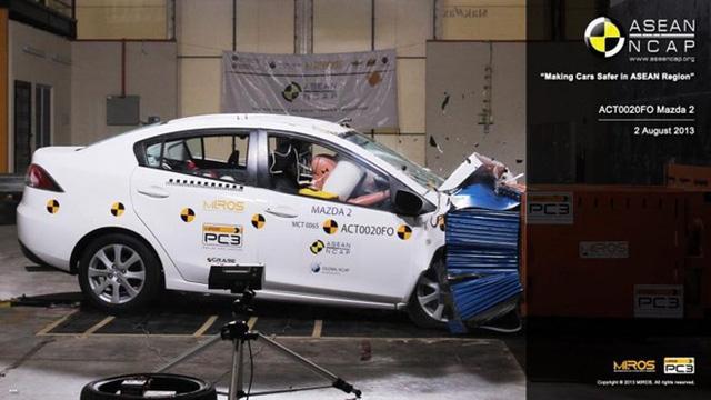 Bạn có hiểu xe hơi đạt tiêu chuẩn an toàn 5 sao nghĩa là gì không? - Ảnh 4.
