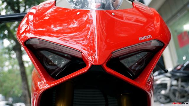 [Video] Mục sở thị siêu mô tô Ducati Panigale V4 S giá ngang Mẹc GLA của biker Hà Nội - Ảnh 2.