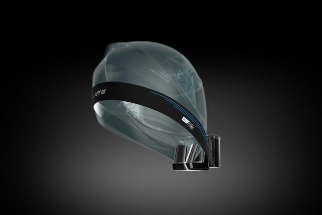 Mũ bảo hiểm có điều hoà nhiệt độ cho biker sợ nóng và ngột ngạt - Ảnh 3.