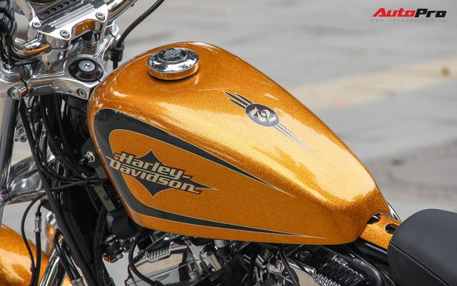 Harley-Davidson Seventy Two lăn bánh 1.288km bán lại giá hơn 400 triệu đồng - Ảnh 3.